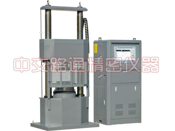 YAW-2000D 微机电液伺服压力试验机