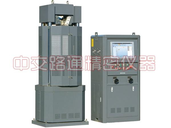 WEW-1000B 微机屏显 材料试验机