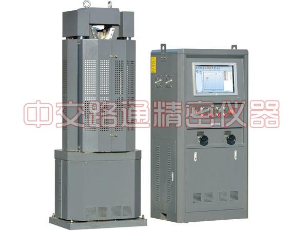 WEW-600B 微机屏显 材料试验机